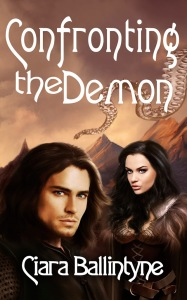 Confronting the Demon Cover Reveal