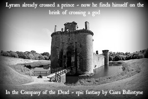 In the Company of the Dead The Sundered Oath Book 1
