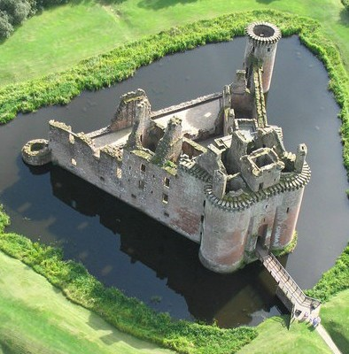 Besieging Moated Castles