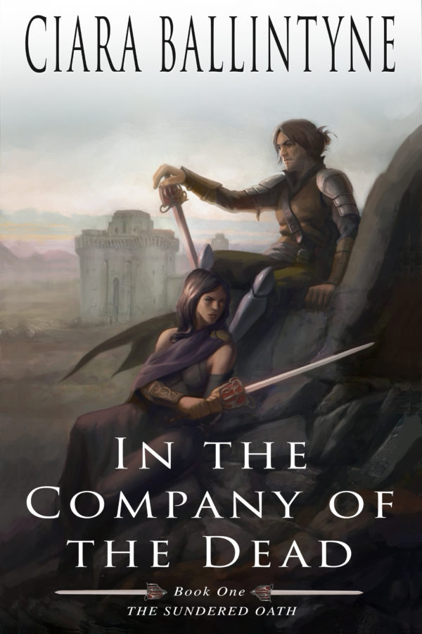 In the Company of the Dead Book 1 of The Sundered Oath